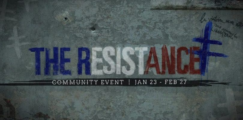 La Resistencia es la nueva división y evento que llegará a Call of Duty: WWII