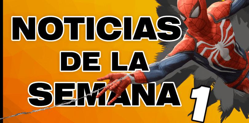 Destacamos en vídeo las noticias de la semana: Nintendo Labo, Spider-Man y mucho más