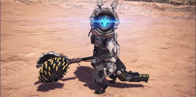 monster hunter: world horizon zero dawn