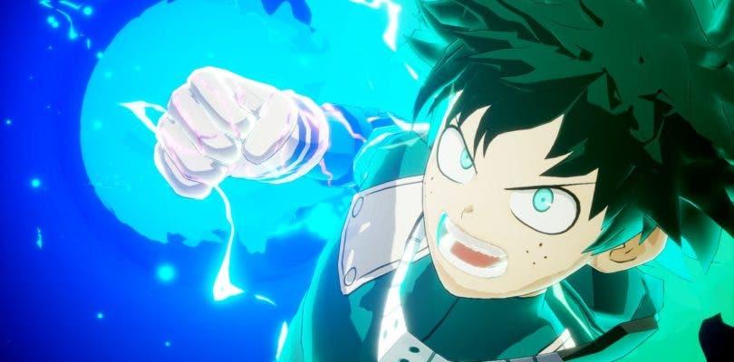 My Hero One's Justice deja ver el 'Shoot Style' de Midoriya en nuevas imágenes