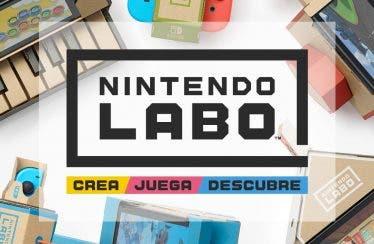Nintendo presenta El taller Toy-con para Nintendo Labo
