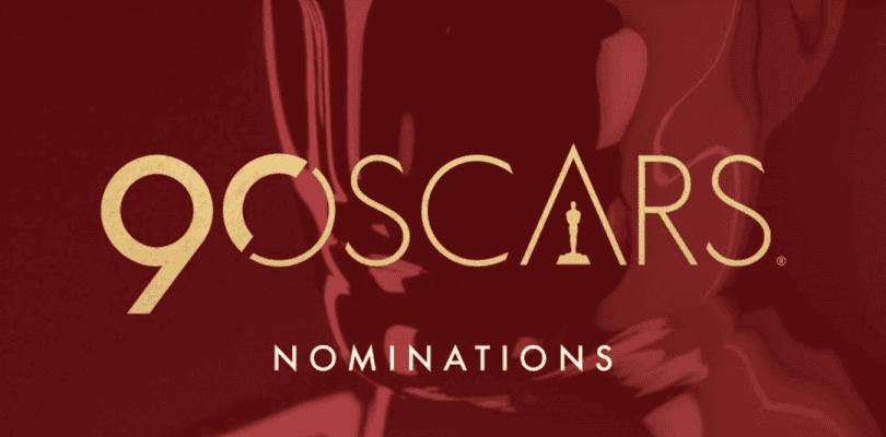 Estos son todos los nominados a Los Oscar 2018