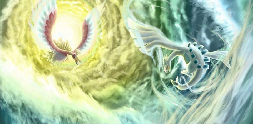 The Pokémon Company distribuirá durante todo el año Pokémon legendarios