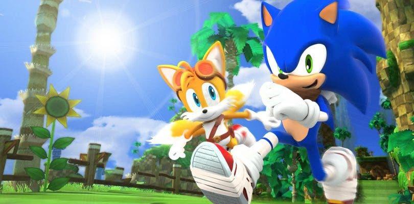 Un nuevo juego de Sonic se desvelará el mes que viene en la SWSX 2018