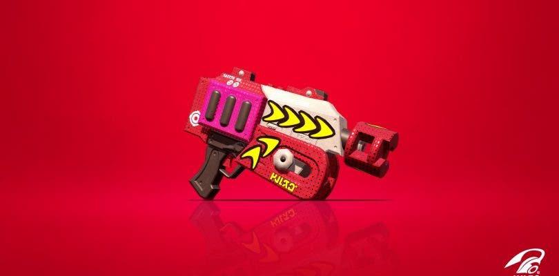 El Devastador exprés DX es la nueva arma que recibirá Splatoon 2