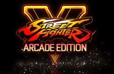 Capcom publica el tráiler de lanzamiento de Street Fighter V: Arcade Edition