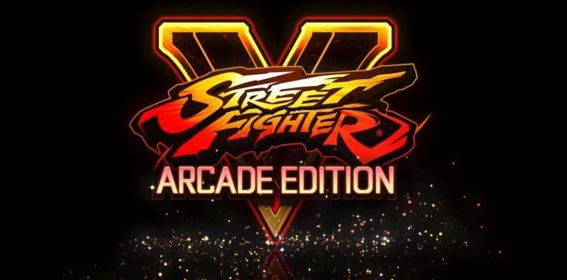 Capcom lanzará una nueva actualización para Street Fighter V: Arcade Edition