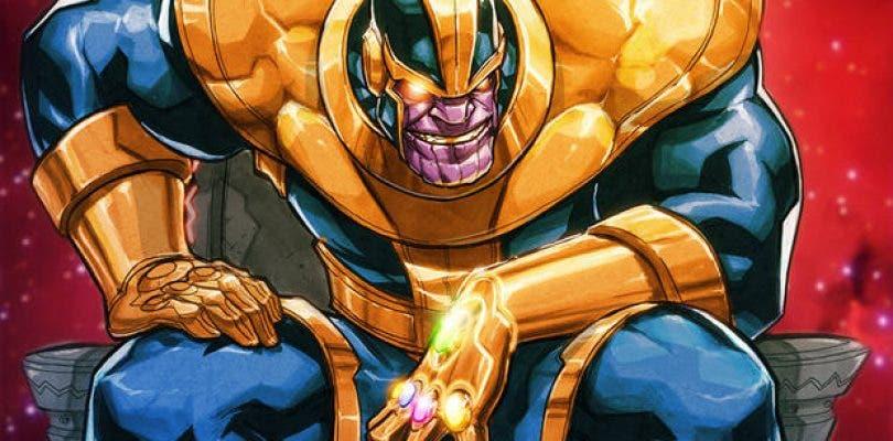 Un nuevo cómic de Marvel revela el verdadero nombre del titán Thanos