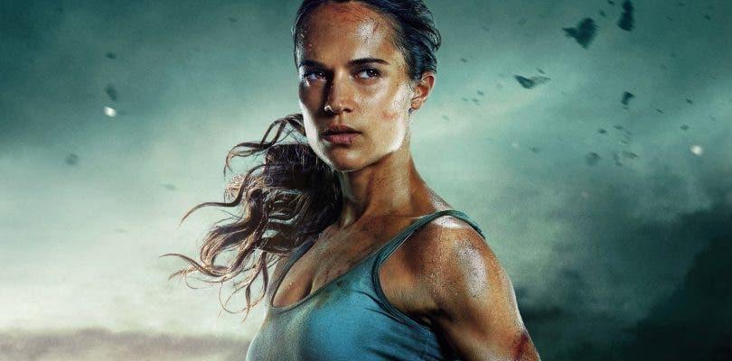Mañana se estrenará un nuevo tráiler de la película de Tomb Raider