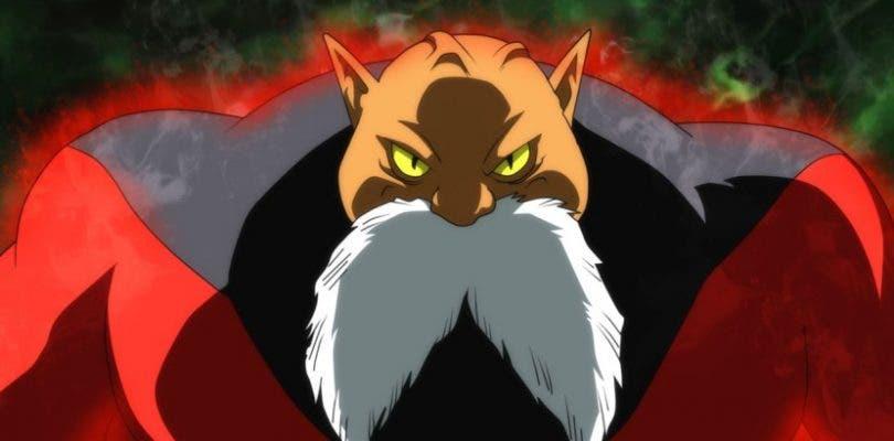 Toppo revelará su increíble secreto en el episodio 125 de Dragon Ball Super