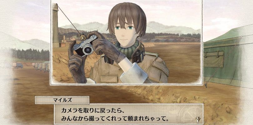 Valkyria Chronicles 4 muestra a sus personajes en nuevas imágenes