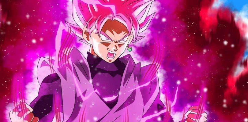 Así sería Goku Black Ultra Instinto en Dragon Ball Super