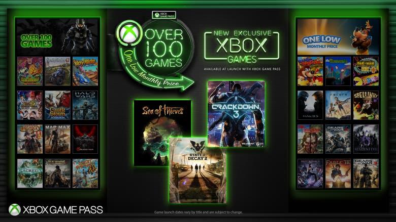 Xbox Game Pass Se Ampliara Con Futuros Exclusivos De Microsoft Studios