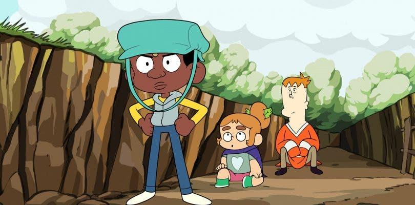 Así es Craig of The Creek, la nueva y prometedora serie de Cartoon Network