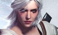 Ciri de The Witcher 3: Wild Hunt se luce en una impresionante pieza
