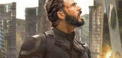Así es el extraño escudo que llevará Capitán América en Vengadores: Infinity War