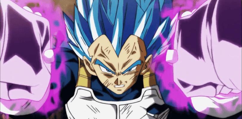 Vegeta convierte su orgullo en poder en el episodio 126 de Dragon Ball Super