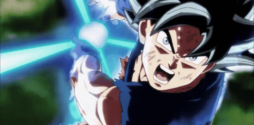 Reveladas las técnicas de Goku Ultra Instinto perfecto en Dragon Ball Super
