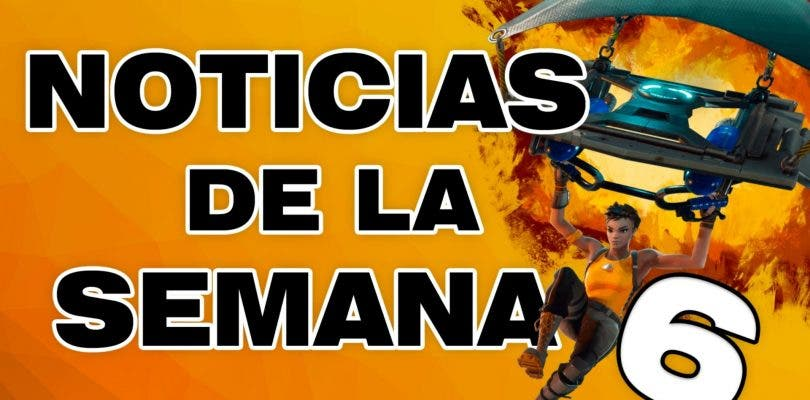 Destacamos en vídeo las noticias de la semana: Fortnite, Burnout Paradise, Dragon Ball…