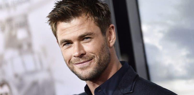Chris Hemsworth confirma que ya ha terminado de rodar su parte para Men in Black