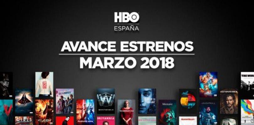 Estas son todas las novedades que llegan a HBO España en marzo