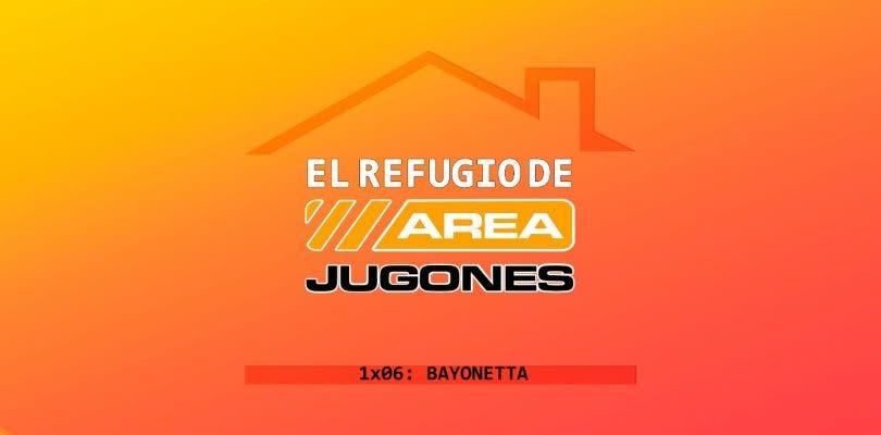 Ya disponible el sexto episodio del podcast El Refugio de Areajugones