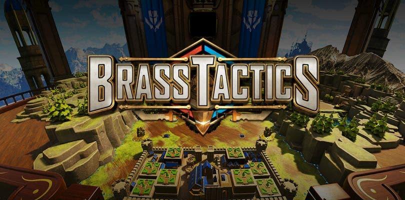 La versión de demostración de Brass Tactics ya está disponible