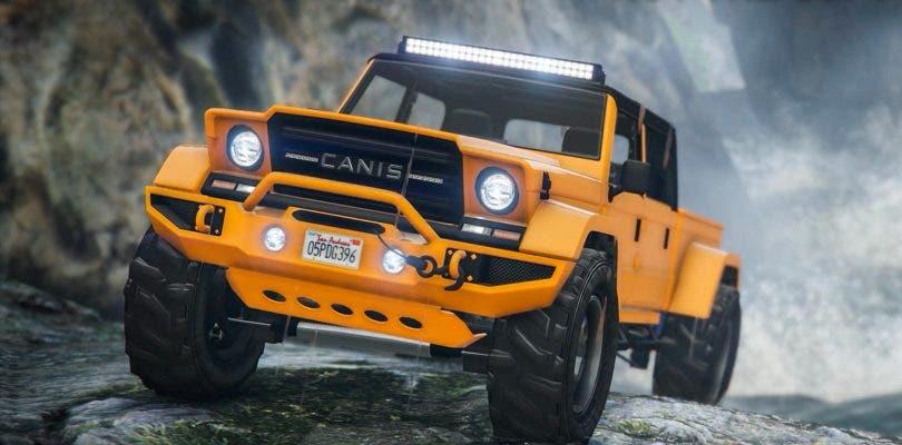 El todoterreno Canis Kamacho ya está disponible en GTA Online