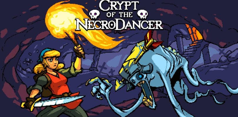 Crypt of the NecroDancer se estrenará en las Switch europeas en febrero