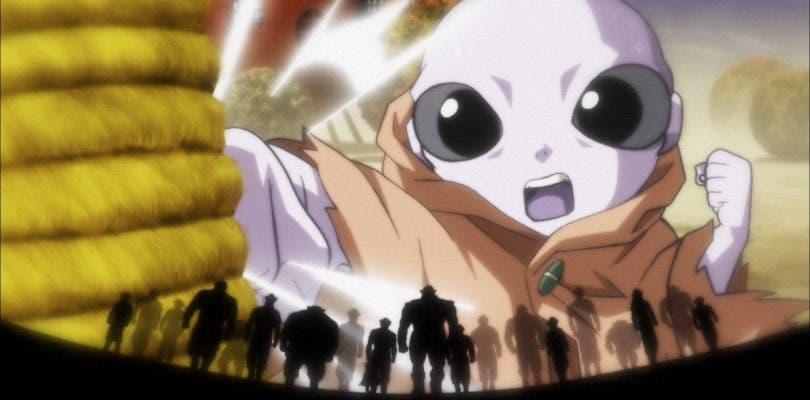 El pasado de Jiren en las nuevas imágenes del episodio 127 de Dragon Ball Super