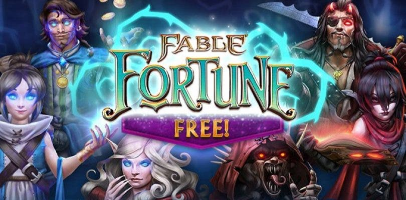 Fable Fortune ya está disponible para PC y Xbox One