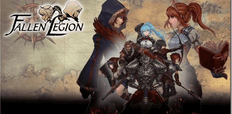 Se confirma el lanzamiento occidental de Fallen Legion: Rise to Glory