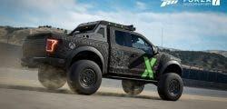 Llega a Forza Motorsport 7 el Ford F-150 Raptor Edición Xbox One X