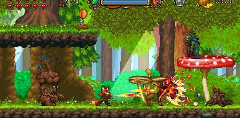 Fox N Forests recibe nuevo gameplay y confirma fecha de lanzamiento