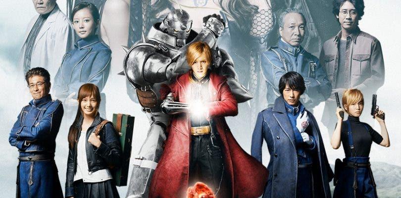 El Live Action de Fullmetal Alchemist llega hoy a Netflix
