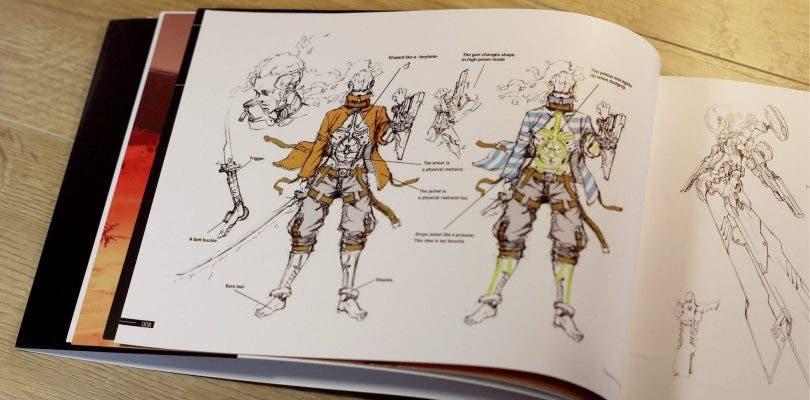 The Game Bakers presenta un libro de artes de Furi