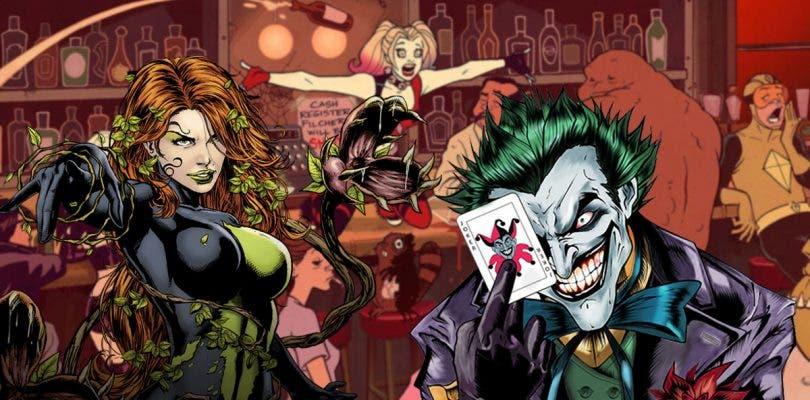 Estos son todos los personajes que estarán en la serie animada de Harley Quinn