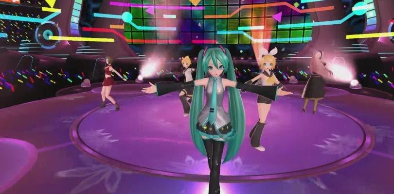 Hatsune Miku VR para Steam ya tiene fecha de lanzamiento