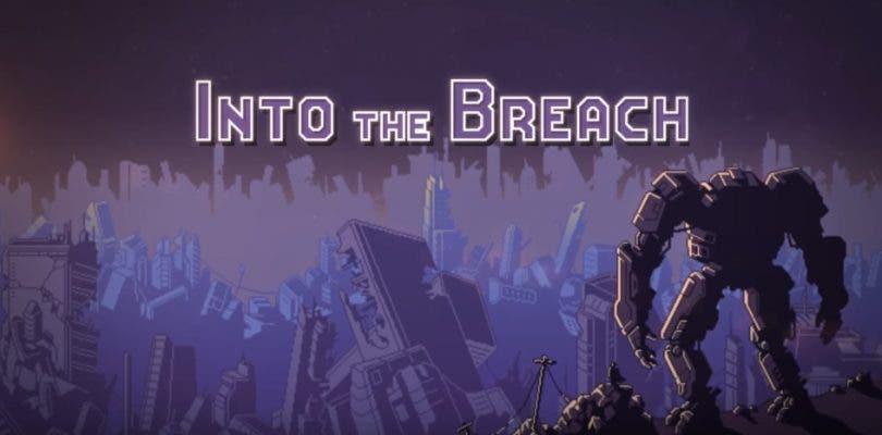 Subset Games enseña el tráiler de lanzamiento de Into the Breach