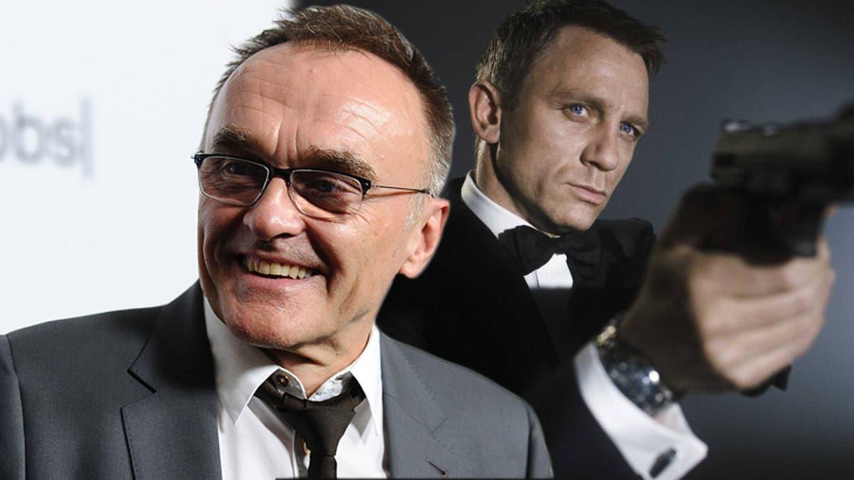 Imagen de Danny Boyle abandona la dirección de James Bond 25