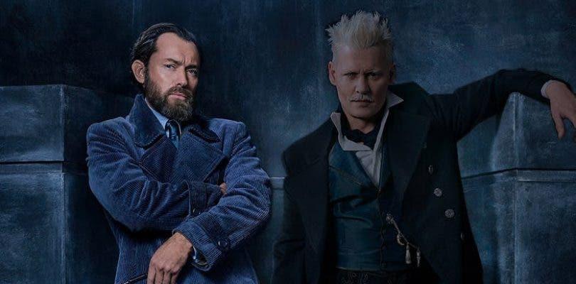 Animales fantásticos 2 no mostrará el romance entre Dumbledore y Grindelwald
