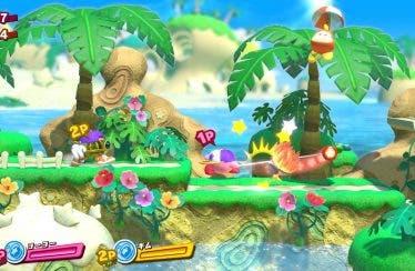 Kirby Star Allies se muestra en un tráiler poslanzamiento