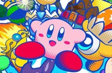 Taraña el nuevo personaje de Kirby Star Allies se deja ver en vídeo