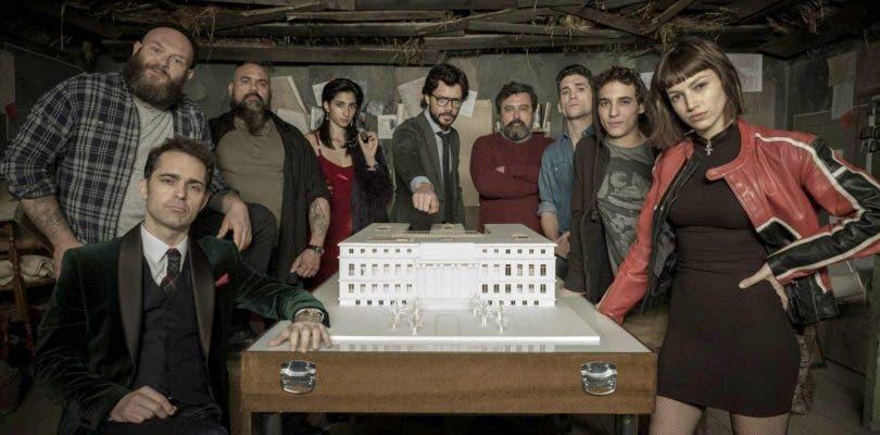 Atresmedia publicita el éxito de La Casa de Papel gracias a Netflix