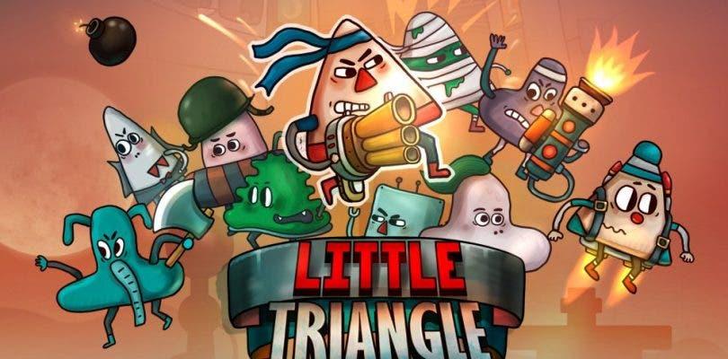 Little Triangle para Nintendo Switch ya tiene fecha de lanzamiento