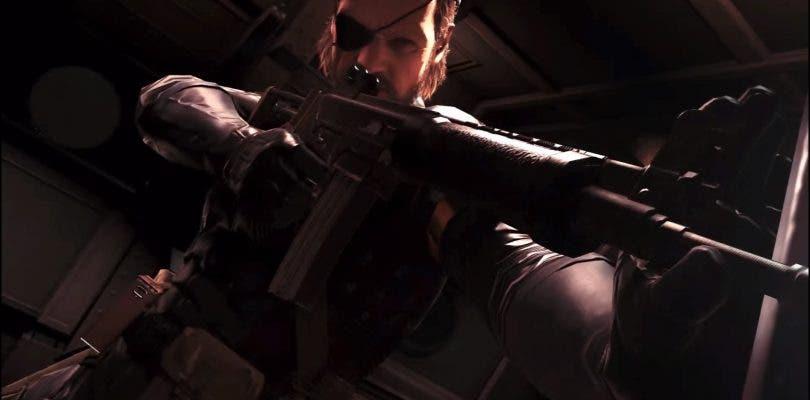 Disfruta de Metal Gear Survive gratis durante el fin de semana en PlayStation 4