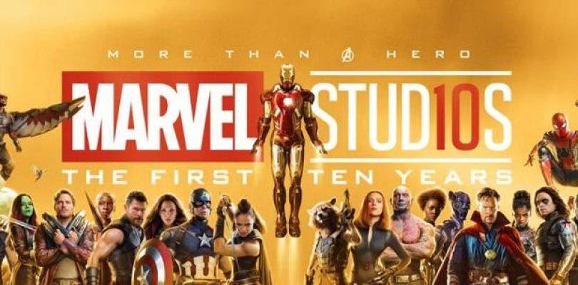 El Universo Cinematográfico de Marvel celebra su décimo aniversario con esta fotografía