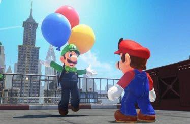 Se registra un problema en Mundoglobo de Luigi de Super Mario Odyssey