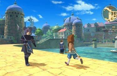 Ni no Kuni II: El Renacer de un Reino presenta múltiples gameplays