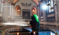 El Templo del Tiempo de Zelda Ocarina of Time luce increíble gracias a un fan